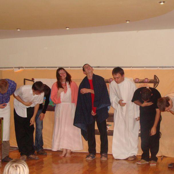 Divadelné predstavenie