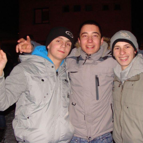 Silvestrovská vatra 2010
