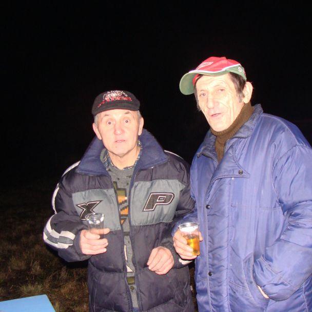 Silvestrovská vatra 2011