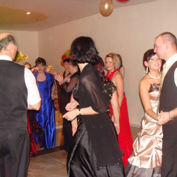 Ples športovcov 2012