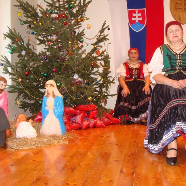 Vianočné vystúpenie