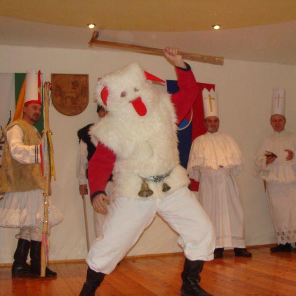 Vianočné vystúpenie Svojina