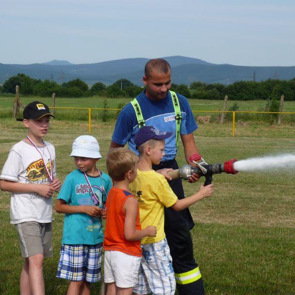 Športový deň detí 2015